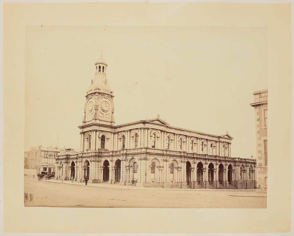 University Buildings, Dunedin