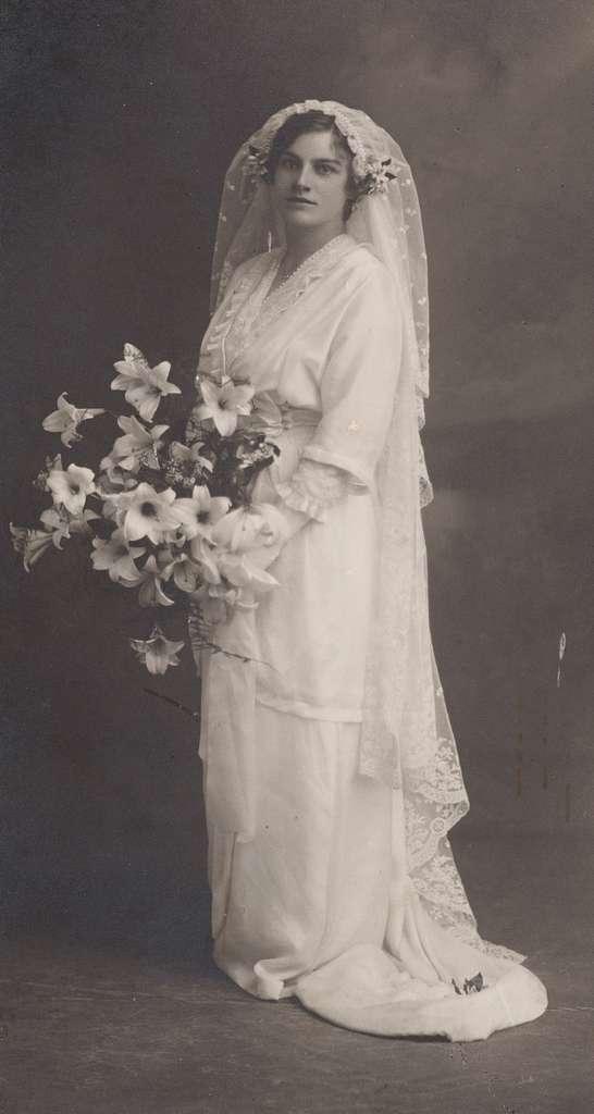Portrait of Lucy Eleanor Ferguson, nee Cracroft